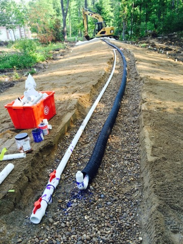 Septic System Installation Fry Septic Services